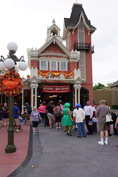 Mickey's Not So Scary Halloween Party at Walt Disney World's Magic Kingdom 2015 (15)