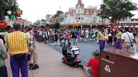 Mickey's Not So Scary Halloween Party at Walt Disney World's Magic Kingdom 2015 (22)