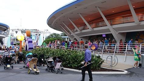 Mickey's Not So Scary Halloween Party at Walt Disney World's Magic Kingdom 2015 (28)