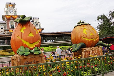 Mickey's Not So Scary Halloween Party at Walt Disney World's Magic Kingdom 2015 (4)