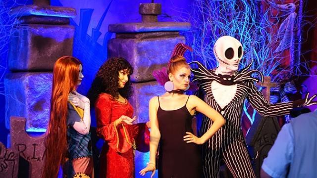 Mickey's Not So Scary Halloween Party at Walt Disney World's Magic Kingdom 2015 (43)