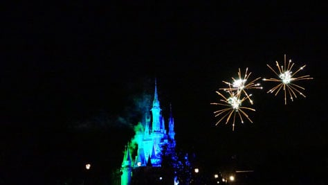 Mickey's Not So Scary Halloween Party at Walt Disney World's Magic Kingdom 2015 (90)