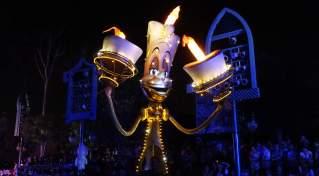 Paint the Night Parade at Disneyland Resort (1)