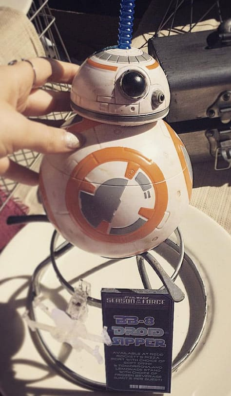 BB8 sipper for Star Wars Season of the Force