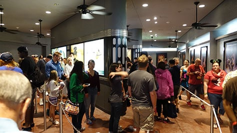 Star Wars Launch Bay outer queue at Disney's Hollywood Studios (55)