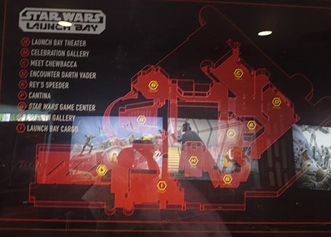 Star Wars Launch Bay outer queue at Disney's Hollywood Studios (59)