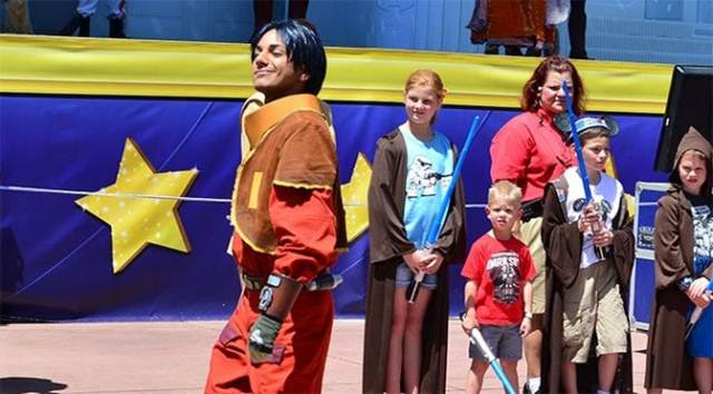 Ezra and Sabine to offer meet and greet at Disney's Hollywood Studios