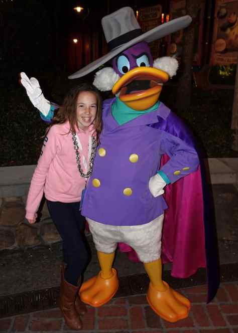 DVC 25th Anniversary Party at Magic Kingdom in Disney World Darkwing Duck #dvc25