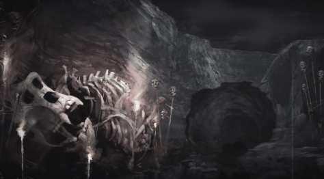 Skull Island Reign of Kong concept art