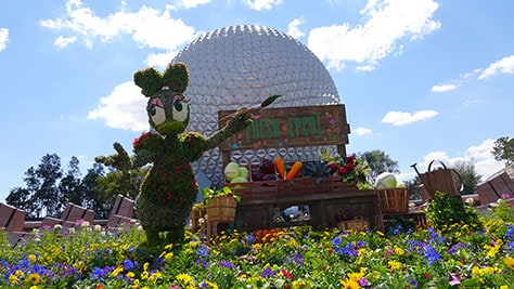 Epcot Flower and Garden Festival topiaries 2016 (1)