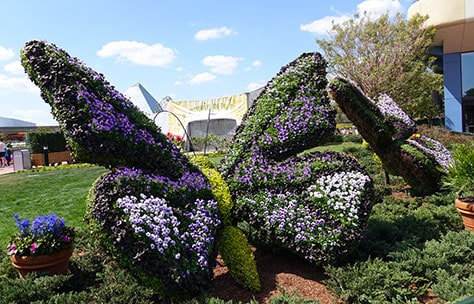 Epcot Flower and Garden Festival topiaries 2016 (6)