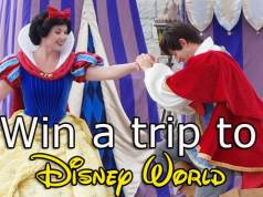 Win a trip to Walt Disney World presented by ParkSavers