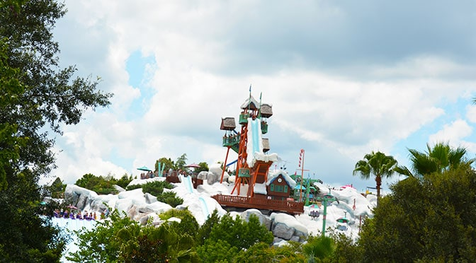Getting to a Disney World water park is becoming more confusing and time consuming