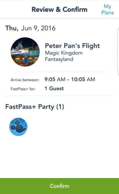 Changes to Disney World Fastpass+ System (6)