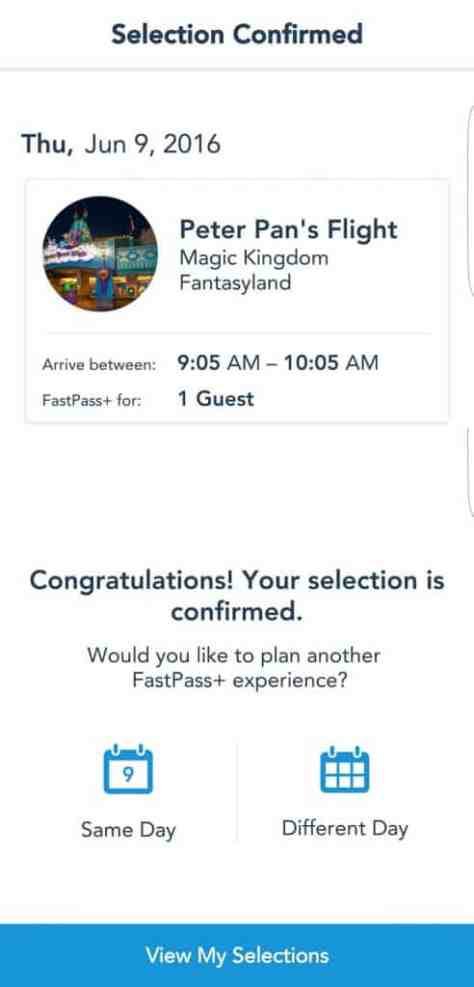 Changes to Disney World Fastpass+ System (7)