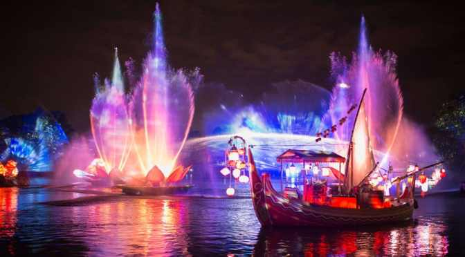 Rivers of Light Cast Member Previews coming soon!