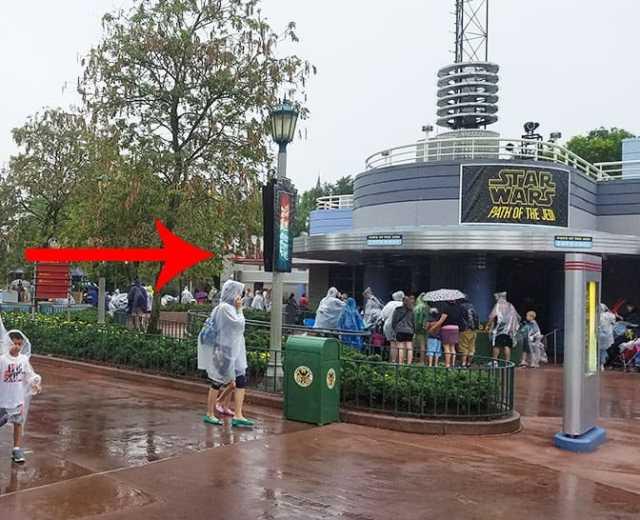 Olaf meet and greet in Hollywood Studios in Walt Disney World (11)