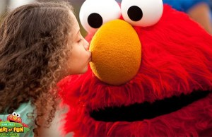 Sesame Street Safari of Fun Weekends