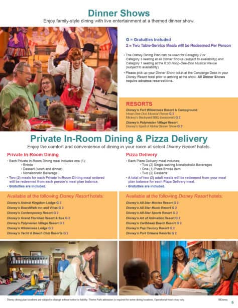 2017 Disney Dining Plan-6