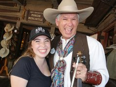 Farley the Fiddler at Disneyland