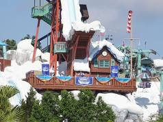 Blizzard Beach to Close for Cool Weather