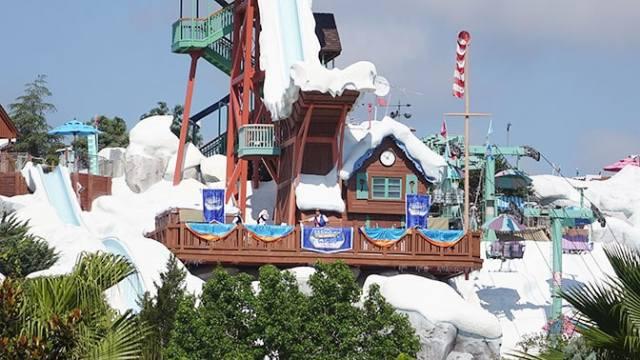 Frozen Summer Games at Blizzard Beach in Walt Disney World (22)
