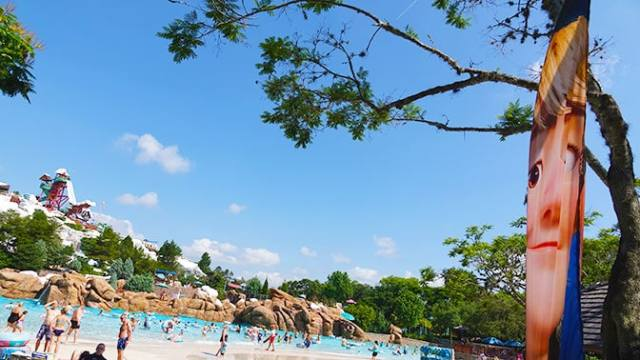Frozen Summer Games at Blizzard Beach in Walt Disney World (28)