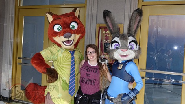 How to meet Nick and Judy from Zootopia at Disney California Adventure (5)