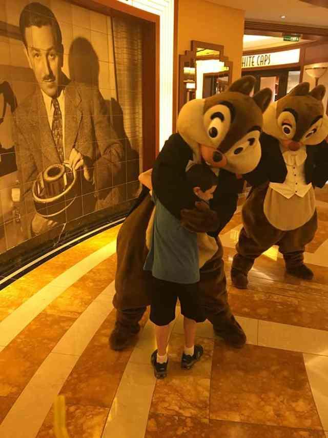 My Mouse Story Disney Dream (6)