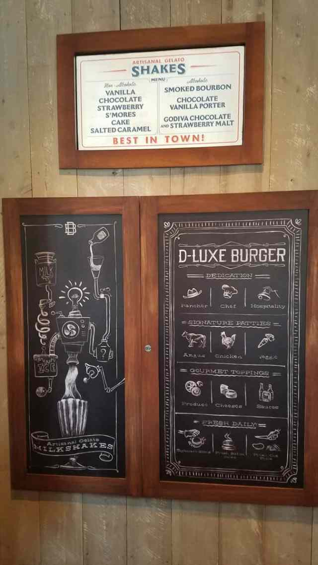 Review of D-LUXE Burger in Disney Springs2