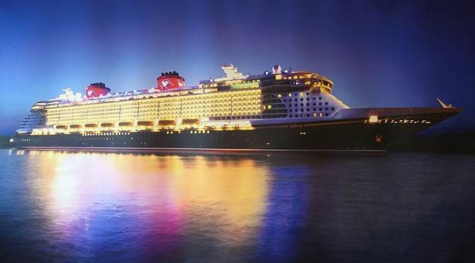 Top Ten Reasons Why To Take a Disney Cruise