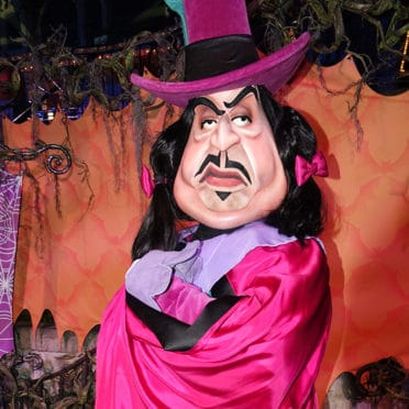 Gov Ratcliffe at Disneyland Mickey's Halloween Party 2015