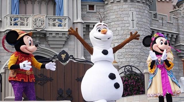 Mickey's Royal Friendship Faire at the Magic Kingdom in Walt Disney World (14)