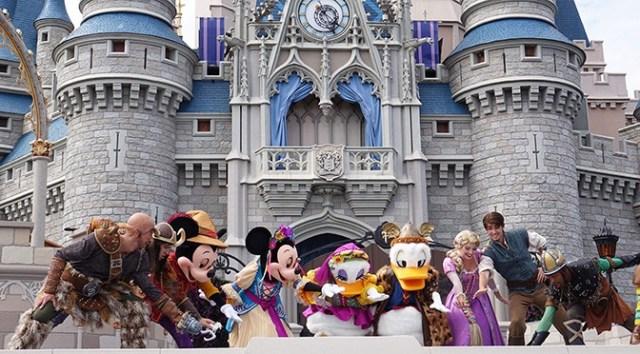 Mickey's Royal Friendship Faire at the Magic Kingdom in Walt Disney World (16)