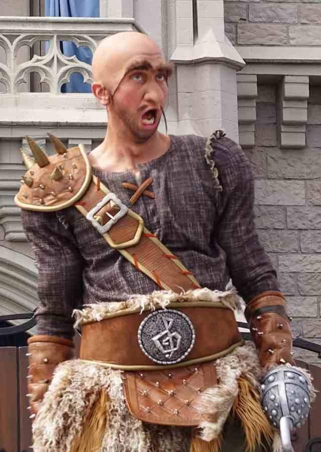 Mickey's Royal Friendship Faire at the Magic Kingdom in Walt Disney World (18)
