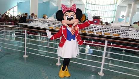 Minnie Cruise Terminal