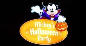 Review: Disneyland Mickey's Halloween Party 2016