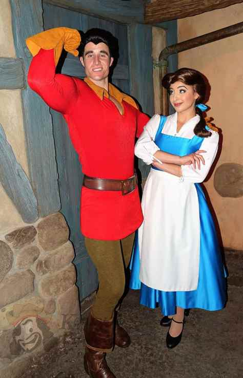 gaston-and-belle-at-mickeys-not-so-scary-halloween-party