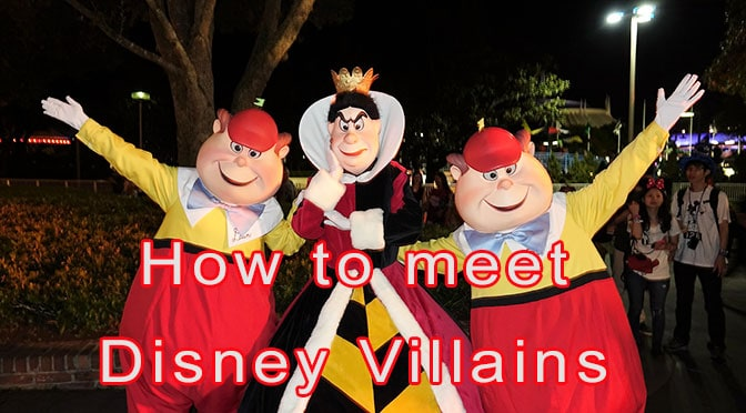 How to meet disney villains at walt disney world kennythepirate m4hsunfo
