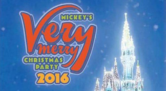 2016 mickeys very merry christmas party map - Mickeys Merry Christmas Tickets