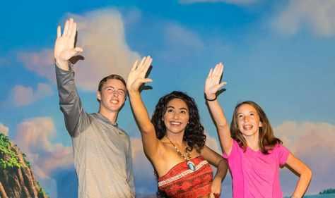 How to meet Moana in Walt Disney World Hollywood Studios