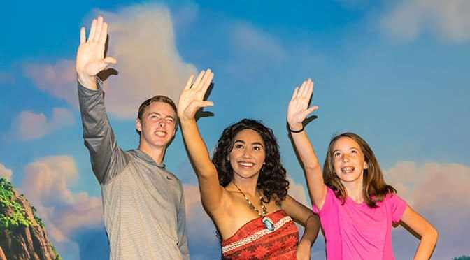 Moana is coming to Mickey's Not So Scary Halloween Party