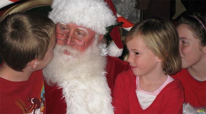 Meet Santa and Mrs. Claus at T-Rex in Disney Springs