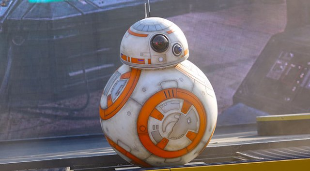 BB-8 meet and greet coming to Walt Disney World
