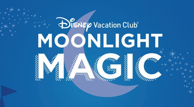 Epcot DVC Moonlight Magic Event Details