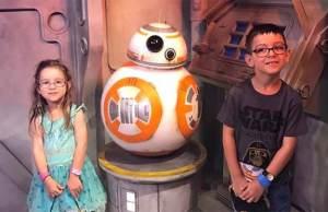 BB8 begins meeting guests at Walt Disney World