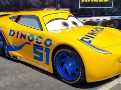 Cruz Ramirez from Cars 3 is coming to Disney's Hollywood Studios