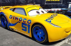 Cruz Ramirez from Cars 3 is coming to Disney's Hollywood Studios