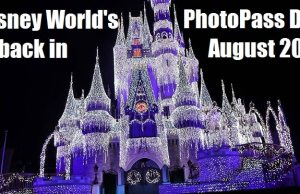DISNEY WORLD'S PHOTOPASS DAY IS BACK IN AUGUST 2017!