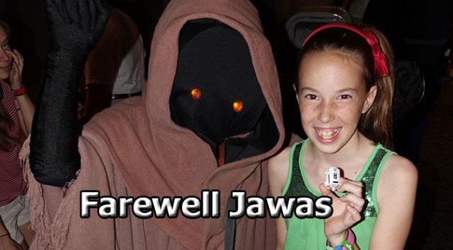 Jawas are leaving Hollywood Studios